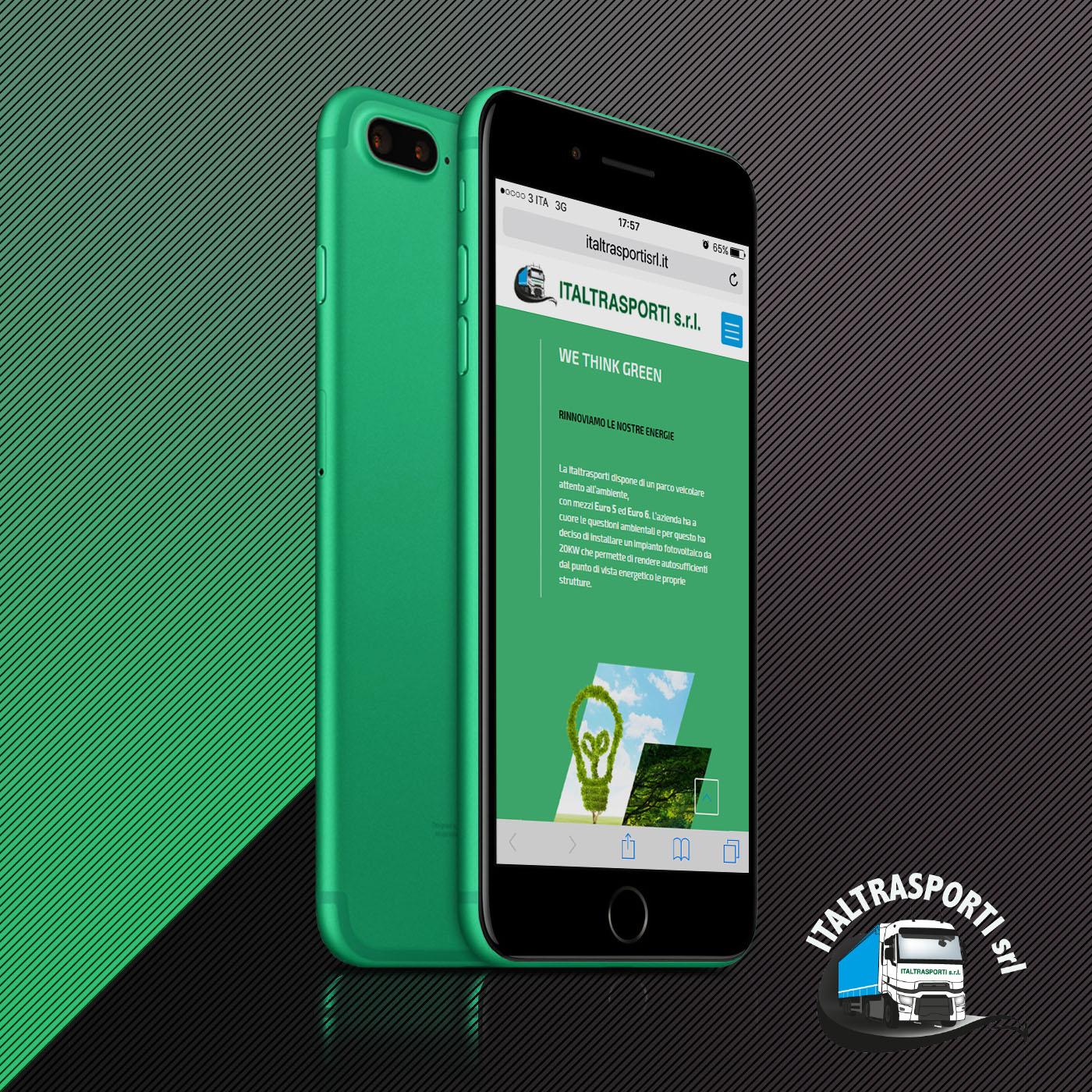 servizi Italtrasporti mobile